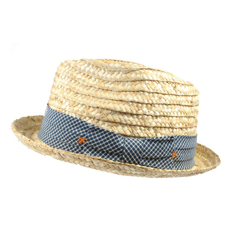 756769c90c36c Ben Sherman Natural Straw Porkpie Hat - Hats - Men s Accessories
